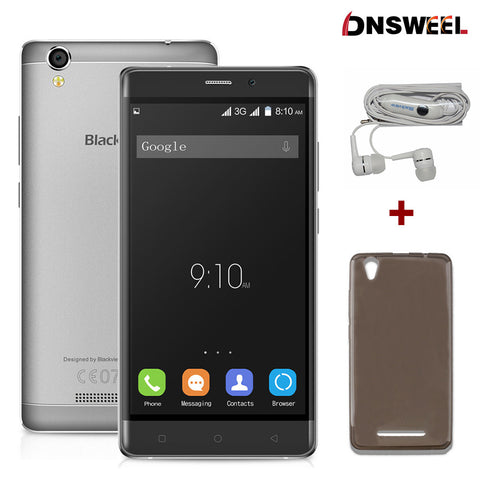 Blackview A8 Dual Sim Smartphone with Free Gift