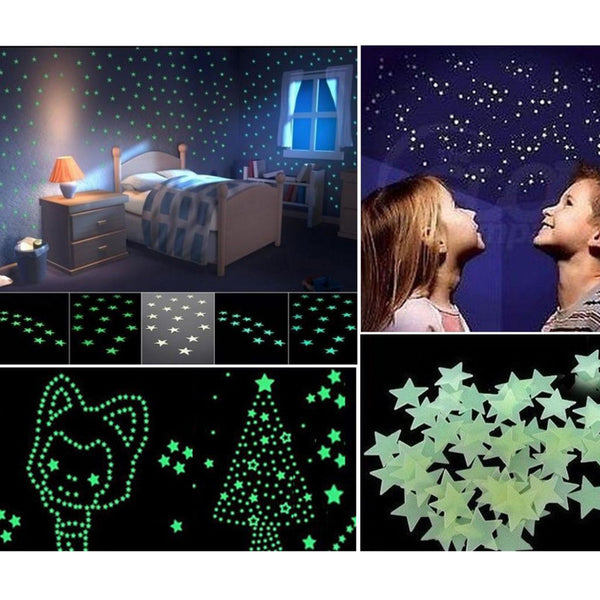 Glowing Wall Stickers