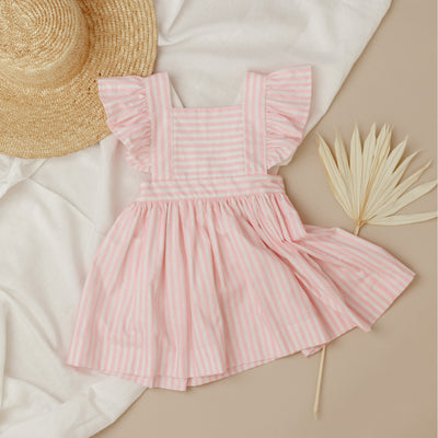 Strawberry Elle Dress