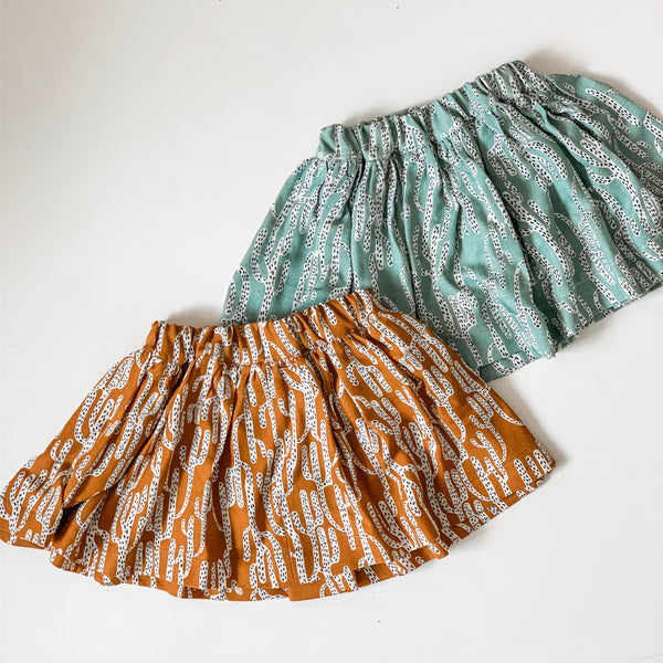Cactus Party Skirt