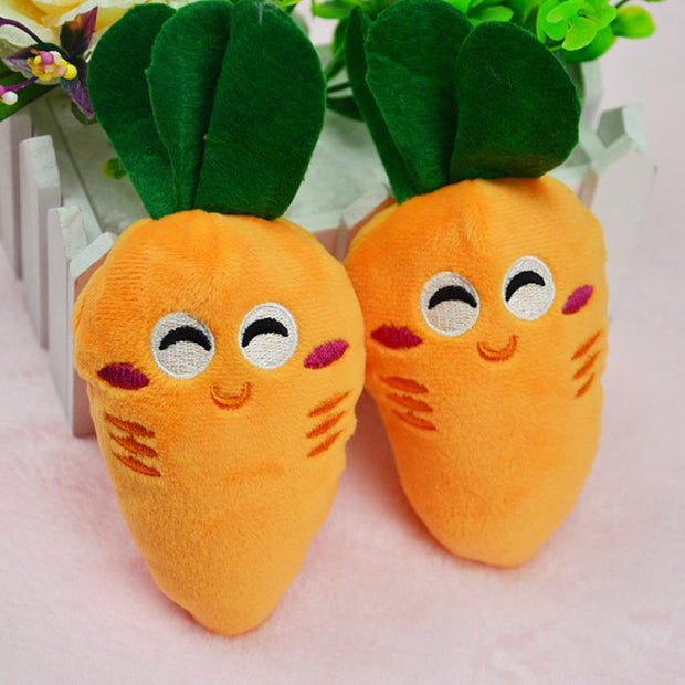 Aspen Pet Vegetable Plush Toy