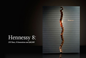 Hennessy 8: 250 Years, 8 Generations and $40,000
