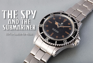 The Spy & the Submariner