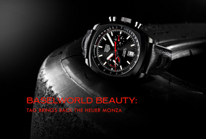Baselworld Beauty: TAG Brings Back the Heuer Monza