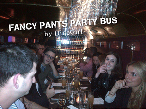 Fancy Pants Party Bus