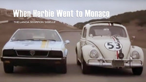 When Herbie Went To Monaco