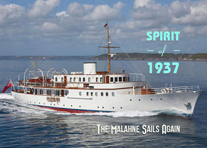 Spirit Of 1937: The Malahne Sails Again