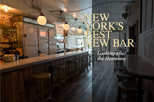 New York's Best New Bar