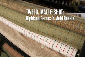 Tweed, Malt & Shot: Highland Games In Auld Reekie