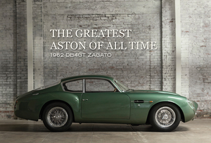 The Greatest Aston of All Time