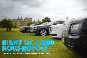 Night of 1,000 Rolls-Royces