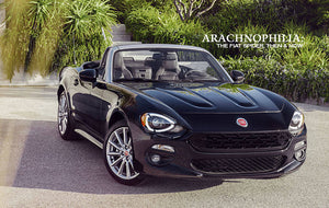 Arachnophilia: The Fiat Spider, Then & Now