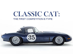 Classic Cat: The First Competition E-Type