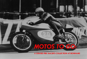 Motos to Go: A Grand Prix Racer's Collection