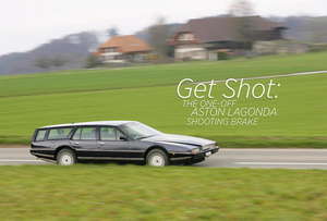 Get Shot: The One-Off Aston Lagonda Shooting Brake