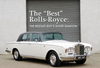 "The ""Best"" Rolls-Royce: The Belfast Boy's Silver Shadow"