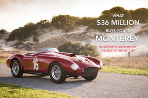 What $36 Million Buys You At Monterey
