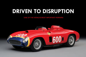 Driven To Disruption