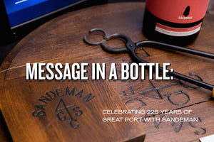 Message In a Bottle: