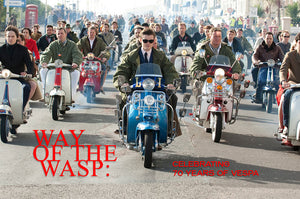 Way Of The Wasp: Celebrating 70 Years Of Vespa
