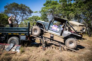 Experience The Rally With Us In Zambia - duncanquinn