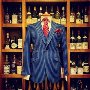 Bespoke Suit | The Tweeds - duncanquinn
