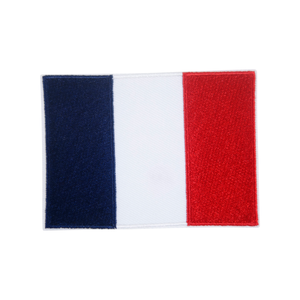 French Tricolour Patch - duncanquinn