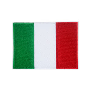 Italian Tricolour Patch - duncanquinn