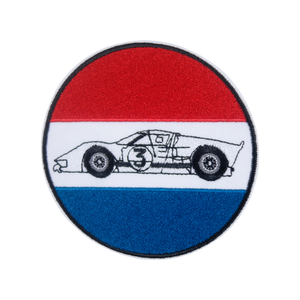 Racecar Patch - duncanquinn