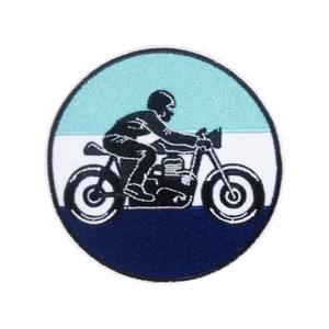 Motorcycle Patch - duncanquinn