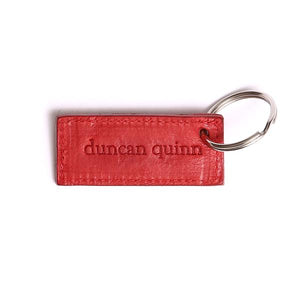 Le Mans Key Chain | Red - duncanquinn