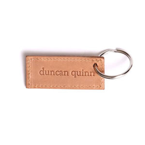 Le Mans Key Chain | Tan - duncanquinn
