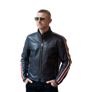 The DQ Leather Jacket - duncanquinn