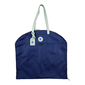 Blue Weekender Suit Bag - duncanquinn