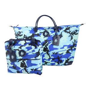 Weekender Suit Garment Bag | Ice Camo - duncanquinn
