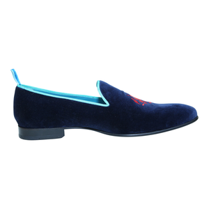 Velvet Slipper Shoes - duncanquinn