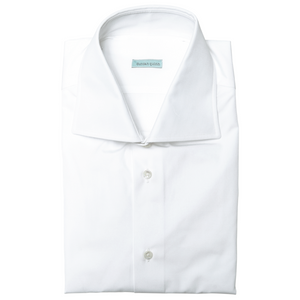 The Classic Dress Shirt | White - duncanquinn