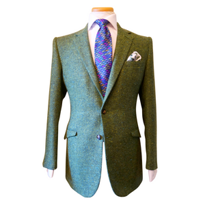 Irish Donegal Tweed Sportcoat - duncanquinn