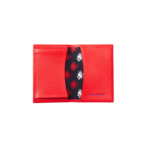 The DQ Wallet | Red/Blue - duncanquinn