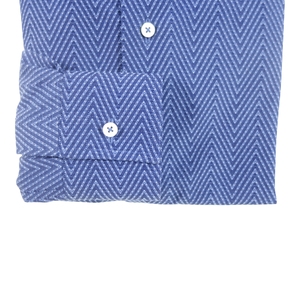 The Flannel Herringbone Dress Shirt - duncanquinn