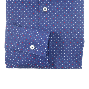 The Micro Dot Dress Shirt - duncanquinn