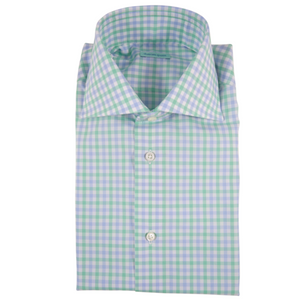 The Classic Check Dress Shirt - duncanquinn