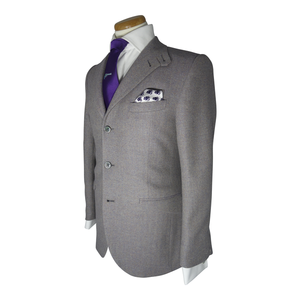 Tweed Sport Coat | Lilac - duncanquinn