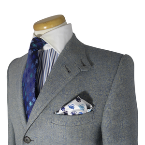 Tweed Sport Coat | Blue/Green - duncanquinn