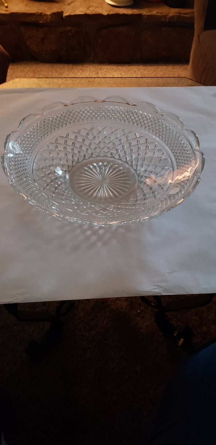Wexford serving bowl