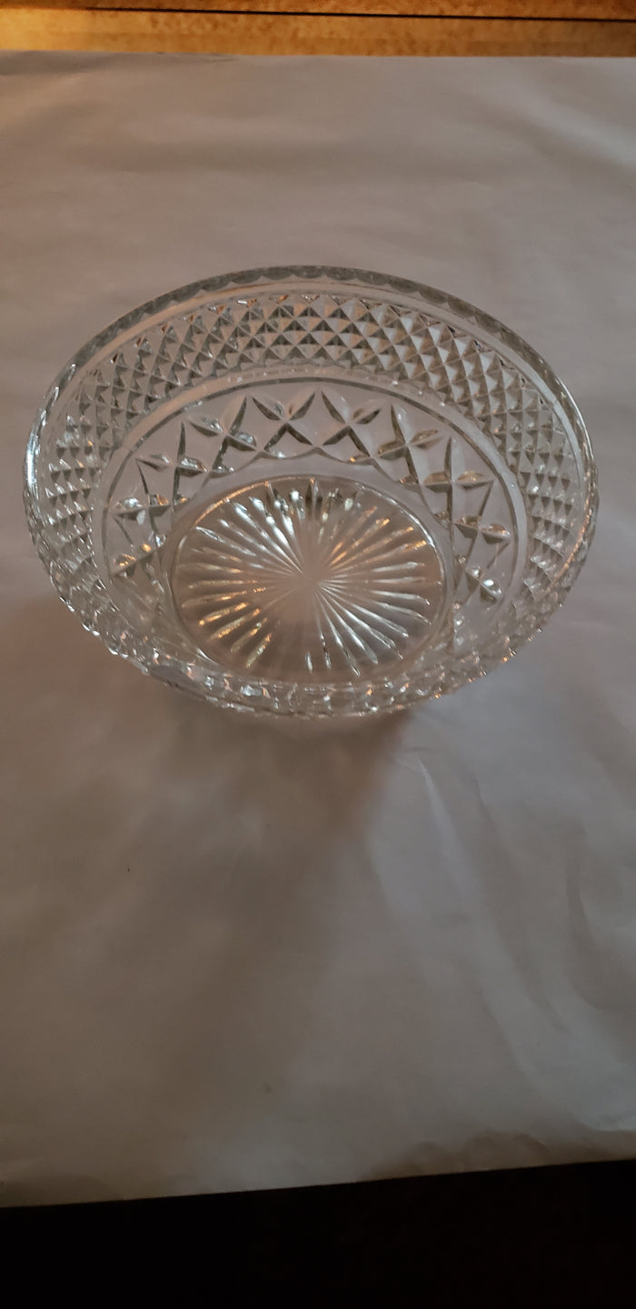 Wexford Clear glass bowl