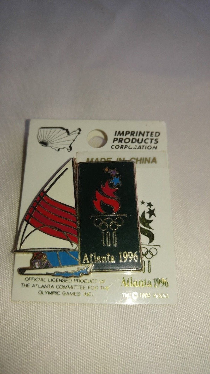 "ATLANTA 1996 Olympic ""Sailing"" Pin"
