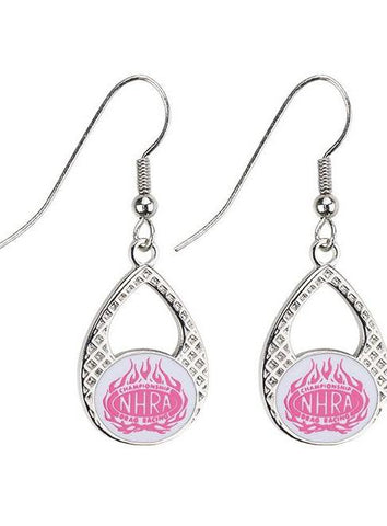NHRA Drop Earrings