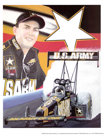 An Army of One Tony Schumacher