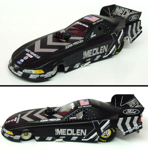 Eric Medlen 06 1:24 Test Car